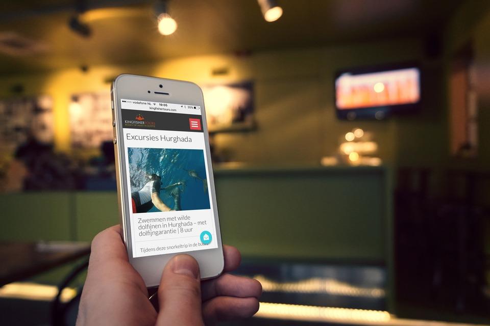 Je website mobielvriendelijk maken: doe het nu want het kost je boekingen