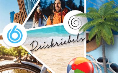 TV promotie in SBS 'Reiskriebels' door Build Your Travel Bizz en TravWizards